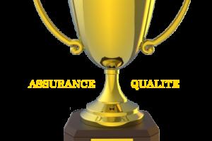 UPG, 2ème place ... Assurance Qualité